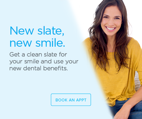Donelson Smiles Dentistry - New Year, New Dental Benefits