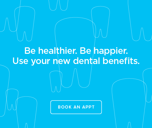 Be Heathier, Be Happier. Use your new dental benefits. - Donelson Smiles Dentistry