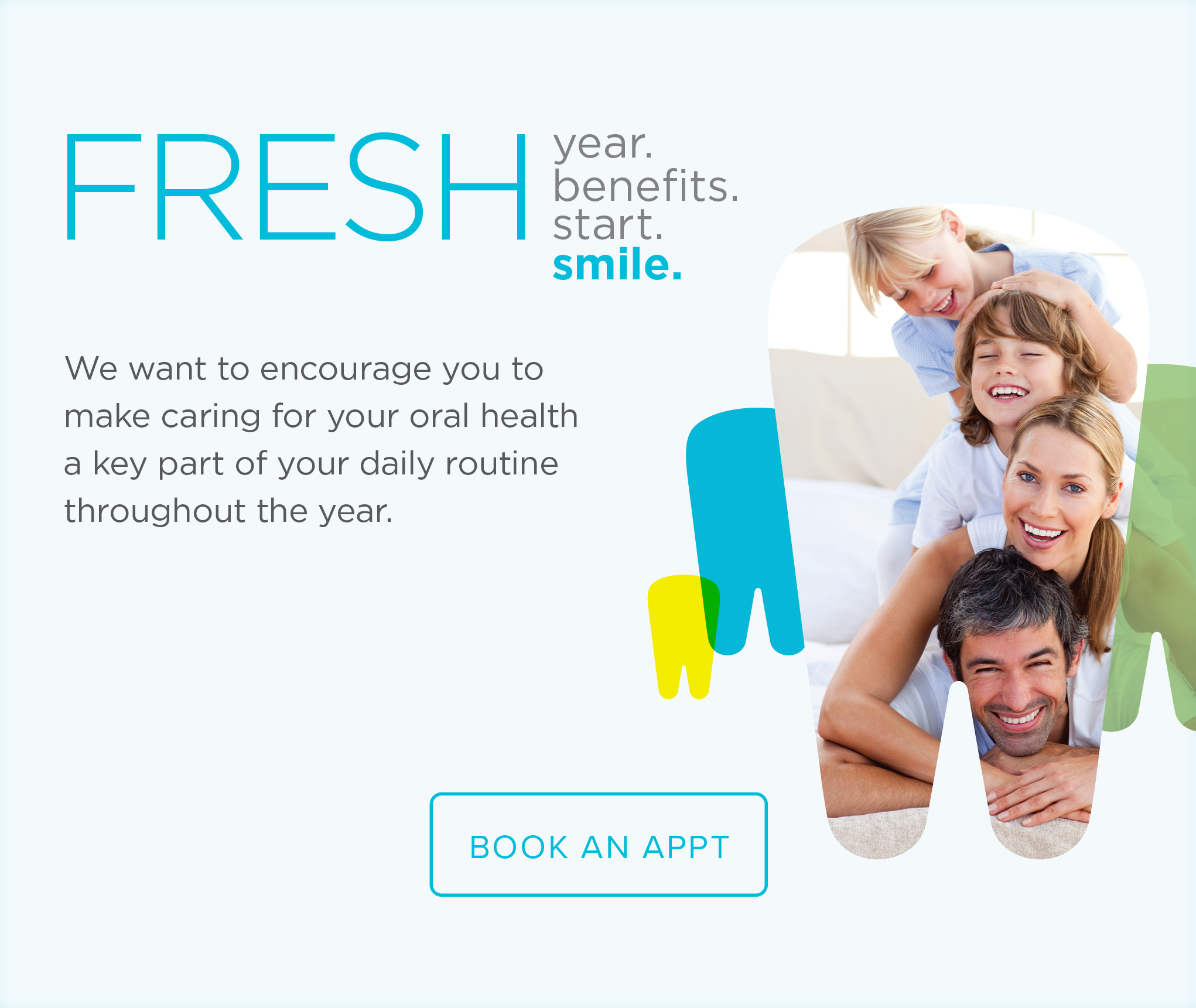 Donelson Smiles Dentistry - Make the Most of Your Benefits